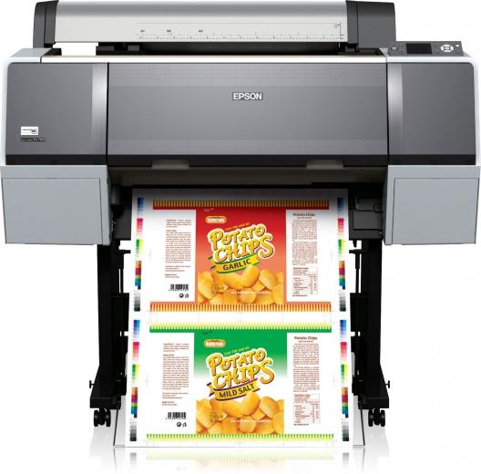 Печать на рулонную бумагу на лазерном принтере