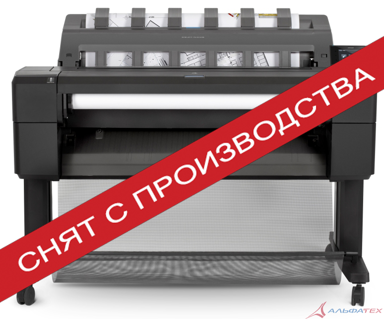 Принтер HP Designjet T920 ePrinter (CR354A)