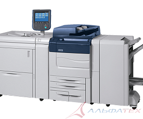 Xerox Color C70 с контроллером EFI
