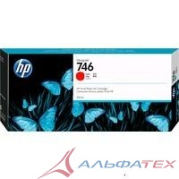 Картридж HP 746 Chromatic Red P2V81A